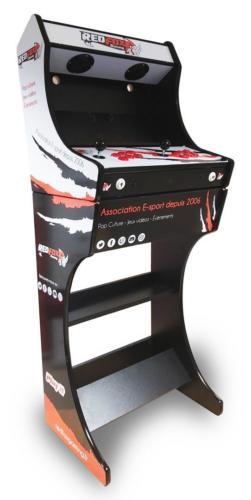 borne arcade RedFox Gaming